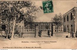 9180-2018   MONTAUBAN   CASERNE GUILBERT 11e REGIMENT D INFANTERIE - Montauban