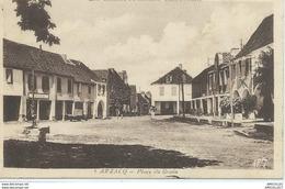 Réf 49-2018 ARZACQ  PLACE DU GRAIN - Francia