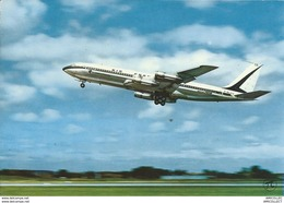 REF834-2018   INTERCONTINENTAL BOEING 707 B  D AIR FRANCE - Airplanes
