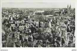 REF1030-2018 CAEN JUIN-JUILLET 1944  AU CENTRE HOTEL DES PTT - Caen