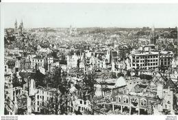 REF1031-2018 CAEN JUIN-JUILLET 1944  AU CENTRE HOTEL DES PTT - Caen