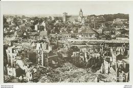 REF 1034-2018 CAEN JUIN-JUILLET 1944 QUAI VENDEUVRE ABBAYE AUX DAMES - Caen