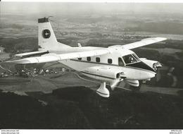 REF1113-2018 DORNIER SKYSERVANT - Flugzeuge