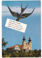 Wallfahrtskirche Maria Taferl , NÖ. - Austria - (Schwalbe) - Maria Taferl