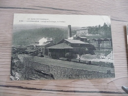 CPA 30 Gard Lavernarède Lavage Et Criblage Mines  BE - France