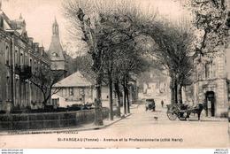 2047-2018  FARGEAU AVENUE ET LA PROFESSIONNELLE - Other Municipalities