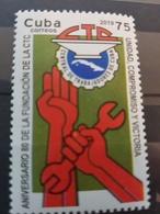Cuba 2019 CTC - Unused Stamps