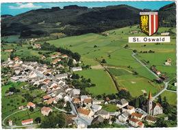 St. Oswald Bei Freistadt, 609 M , OÖ.  -  Austria - Freistadt