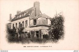 REF 3044--2018  PONT DE L ARCHE  LE PRESBYTERE - Pont-de-l'Arche