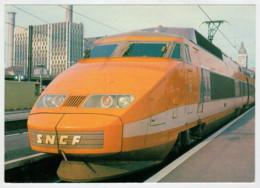 CESKA REP.      TRAIN- ZUG- TREIN- TRENI- GARE- BAHNHOF- STATION- STAZIONI  2 SCAN (NUOVA) - Treni
