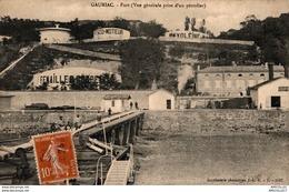 3440 -2018  GAURIAC  PORT VUE GENERALE PRISE D UN PETROLIER - Francia