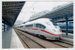 FRANCIA    PARIS         TRAIN- ZUG- TREIN- TRENI- GARE- BAHNHOF- STATION- STAZIONI  2 SCAN (NUOVA) - Treni