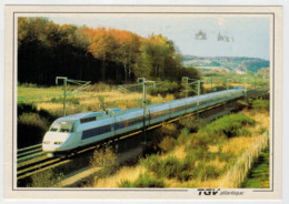 FRANCIA    COLMAR         TRAIN- ZUG- TREIN- TRENI- GARE- BAHNHOF- STATION- STAZIONI  2 SCAN (NUOVA) - Treni