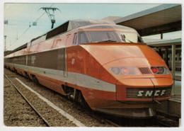 FRANCIA            TRAIN- ZUG- TREIN- TRENI- GARE- BAHNHOF- STATION- STAZIONI  2 SCAN (NUOVA) - Treni