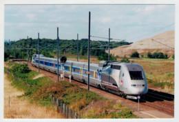 FRANCIA    STAFFELFELDEN         TRAIN- ZUG- TREIN- TRENI- GARE- BAHNHOF- STATION- STAZIONI  2 SCAN (NUOVA) - Treni
