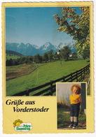 Familienerholungsdorf Vorderstoder - Seehöhe 808 M , O.Ö. - Hinterstoder