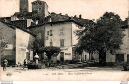 4881-2018      LE S ARCS  PLACE  GUILLAUME OLIVIER - Les Arcs
