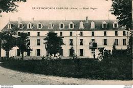 5094 -2018  SAINT HONORE LES BAINS  HOTEL REGINA - Saint-Honoré-les-Bains