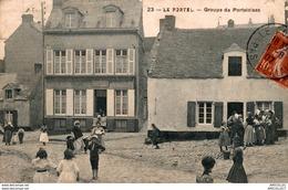 5436 -2018       LE PORTEL  GROUPE DE PORTELOISES - Le Portel