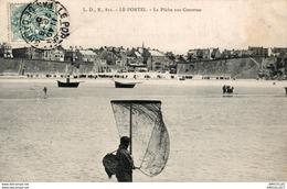 5439 -2018       LE PORTEL   LA PECHE AUX CREVETTES - Le Portel