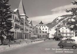 SELVA DI VAL GARDENA-BOZEN-BOLZANO-GRODENTAL WOLKENSTEIN-CARTOLINA VERA FOTOGRAFIA- VIAGGIATA IL 10-2-1964 - Bolzano