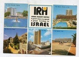 ISRAEL - AK 360612 Israel Resort Hotels - Herzilaon Sea - Tel Aviv - Eilat - Tiberias - Safed - Israël