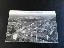 160 - TROYES Panorama Est (Vue Prise De La Cathedrale) - Troyes