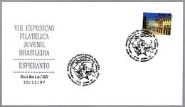 ESPERANTO, LENGUA INTERNACIONAL. Goiania, Brasil, 1997 - Esperánto