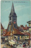 14  Honfleur Clocher De Sainte Catherine - Honfleur