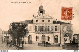 6339  -2018     RUFFEC  L HOTEL DE VILLE - Ruffec