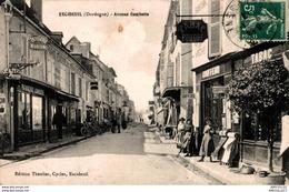 6374  -2018   EXCIDEUIL  AVENUE GAMBETTA - France