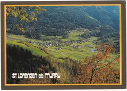 Sankt Lorenzen Ob Murau  - Obersteiermark - St. Lambrecht