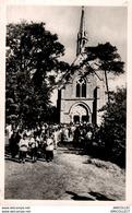 6494  -2018     NOTRE DAME DE MONTMELIAN PAR ST WITZ   LE SANCTUAIRE LE JOUR DE LA FETE - Saint-Witz
