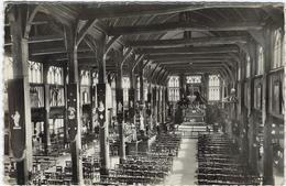 14  Honfleur   Interieur De L'eglise Sainte Catherine - Honfleur