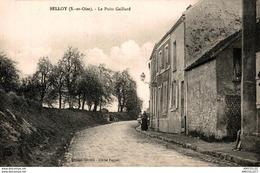 6512  -2018BELLOY  LE PUIT GAILLARD - Altri Comuni