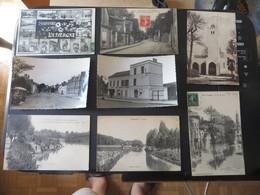 PETITE SELECTION PAS PRESENTE DANS L'ORDRE DE VALEUR MIS ,en Vrac LIRE DESCRIPTION VRAIMENT( Lot 355 )) - 100 - 499 Postcards