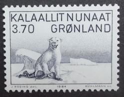 Grönland  Kunst:Kärate Andreassen   1984   ** - Grönland
