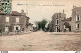7055  -2018      PLACE LABATE ET ROUTE DE ST PORCHAIRE - Bressuire