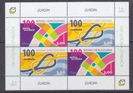 Europa Cept 2007 Bosnia/Herzegovina Mostar M/s  ** Mnh (44348) - 2007