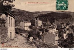 7484  -2018   ROCHETAILLEE   PRES DE ST ETIENNE - Rochetaillee