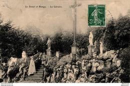 7817  -2018   LE BREUIL ET BLANGY   LE CALVAIRE - France