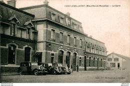 7902-2018   CONFLANS-JARNY    LA GARE - France