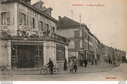 7917- 2018  BACCARAT   LA RUE DE FROUARD - Baccarat