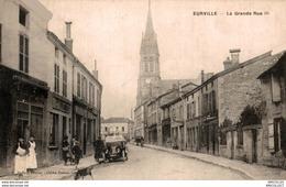 7973- 2018   EURVILLE   LA GRANDE RUE - Sonstige Gemeinden