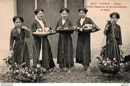 8021 - 2018   INDO-CHINE TONKIN HANOI PETITES CIGARIERES DE LA MANUFACTURE DE TABAC - Vietnam