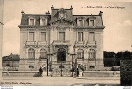 8063 - 2018   BAR SUR SEINE   LA CAISSE D EPARGNE - Bar-sur-Seine