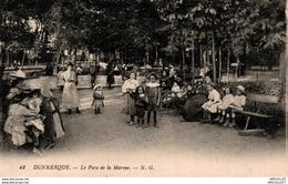 8944- 2018   DUNKERQUE  LE PARCDE LA MARNE - Dunkerque