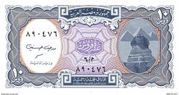 6129 -2019     BILLET BANQUE   EGYPTE - Egypte