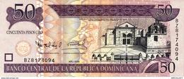 7317-2019    BILLET ETRANGER DE  REPUBLIQUE DOMINICAINE - Dominicana
