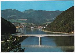 Donaubrücke Grein, OÖ. - Grein